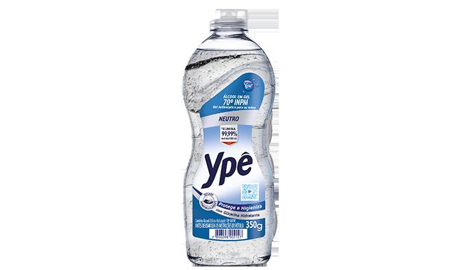 Álcool em gel antisséptico Ypê