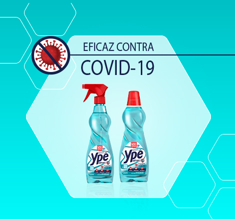 Desinfetante Multissuperfície Ypê Antibac